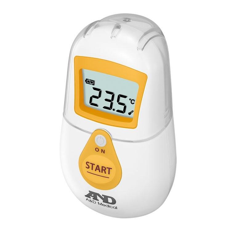 非接触体温計 でこピット